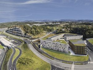 2019 – Bergen Business Park, EXPO-Bygget